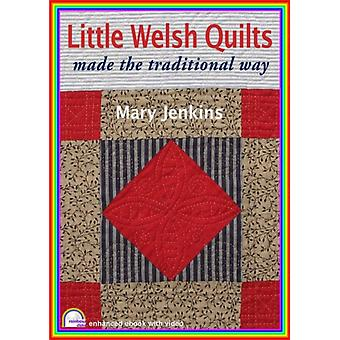 Little Welsh Quilts: Made the Traditional Way (CD-ROM) by Jenkins Mary