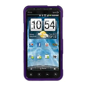 Seidio Surface Case with Kickstand for HTC EVO 3D (Amethyst Purple)