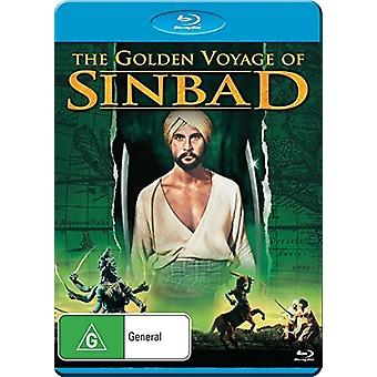 Golden Voyage of Sinbad [Blu-Ray] USA import