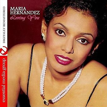 Maria Hernandez - Loving You importu USA [CD]