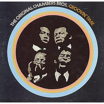 Chambers Brothers - Groovin' tid [CD] USA import