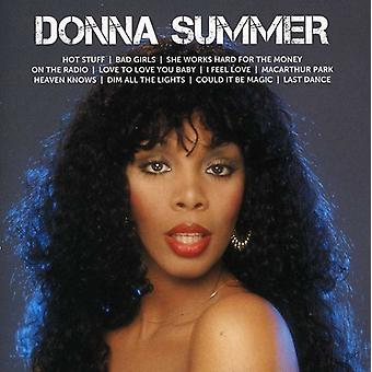 Donna Summer - Icon [CD] USA import