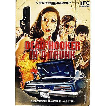 Dead Hooker in a Trunk [DVD] USA import