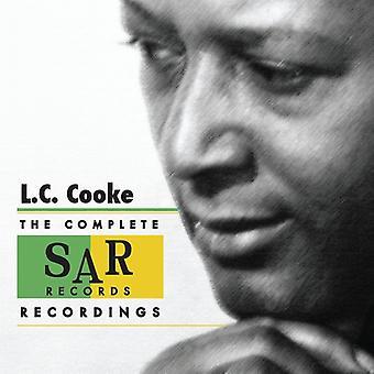 L.C. Cooke - L.C. Cooke: Komplet Sar poster optagelser [CD] USA import