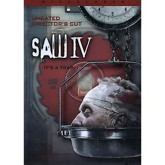 Saw 4 [DVD] USA import