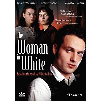 Woman in White [DVD] USA import