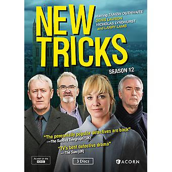 New Tricks: Season 12 [DVD] USA import