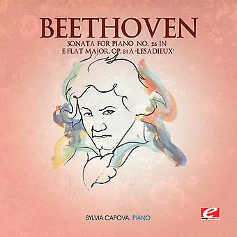 L.V. Beethoven - Beethoven: Sonate for Piano nr 26 i store E-Flat, Op. 81a