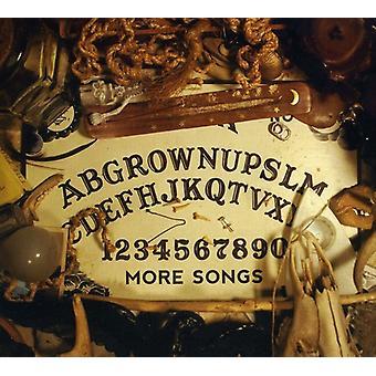 Vokset Ups - importerer flere sange [CD] USA