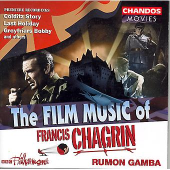 F. Leidwesen - The Film Musik von Francis Chagrin [CD] USA import