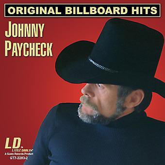Johnny Paycheck - import USA Original Billboard Hits [CD]