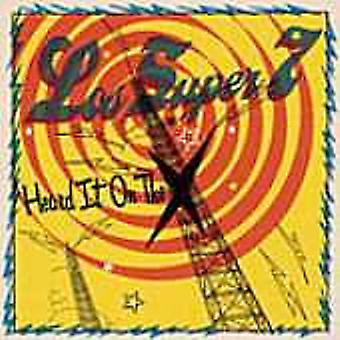 Los Super Seven - Heard It on the X [CD] USA import