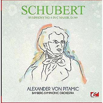 Schubert - Symphony No. 6 in C Major D.589 [CD] USA import