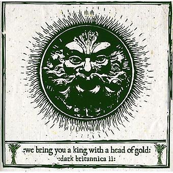 Vi bringer dig en konge med et hoved af guld - vi bringer dig en konge med et hoved af guld [CD] USA import