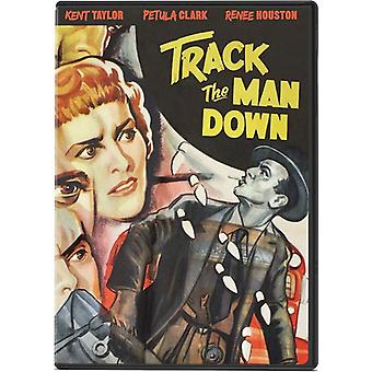 Track the Man Down [DVD] USA import