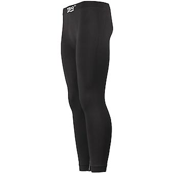 TAO Men Dry Long Tights Underwear Black - Art. 88215-700
