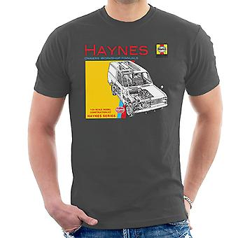 Haynes ejere Workshop Manual 0607 Bedford HA Van mænd T-Shirt