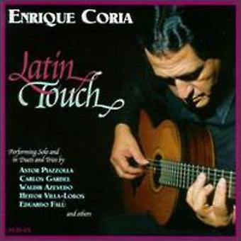 Enrique Coria - Latin Touch [CD] USA import