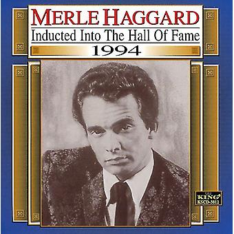 Merle Haggard - 1994-Country Music Hall of Fam [CD] USA import