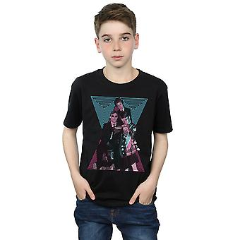 Paul Weller Boys Sights Photo T-Shirt