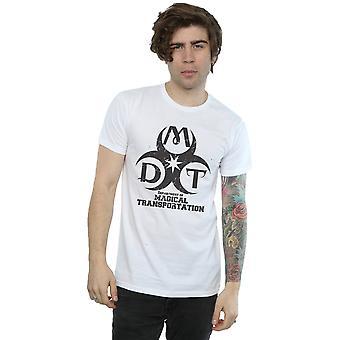 Harry Potter mężczyzn Departamentu transportu magiczne Logo Koszulka