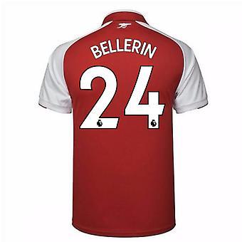 2017-18 Arsenal Home Shirt (Bellerin 24)