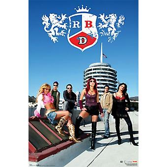 RBD - Skyline Poster Print