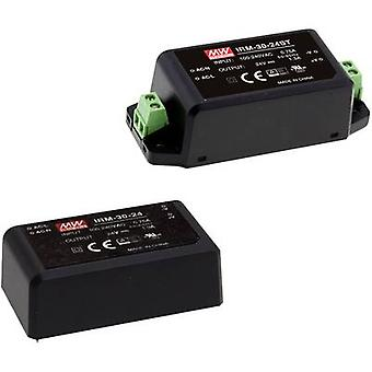 AC/DC PSU (print) Mean Well IRM-30-24ST 24 V 1300 mA