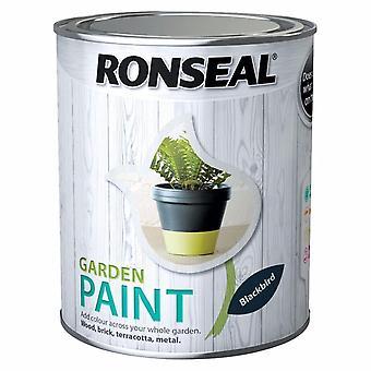 Ronseal jardín pintura 2.5L - mirlo