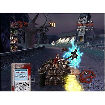 Earache Extreme Metal Racing (PS2)