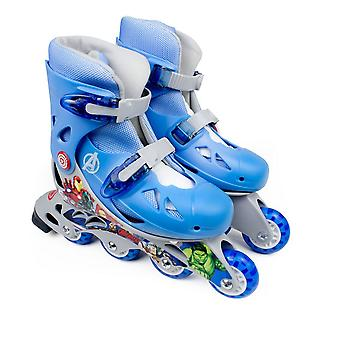 The Avengers Avengers Inline Skates Adjustable Size 34-37 Multi colour (OAVE032)
