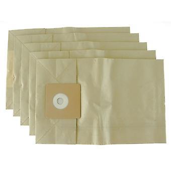 Hoover Kanister Vakuum Reiniger Papier Staubsaugerbeutel