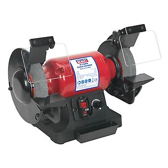 Sealey Bg150Wvs Bench Grinder �150Mm Variable Speed