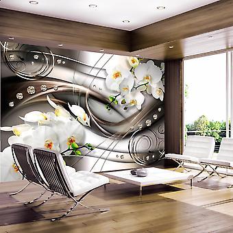 Wallpaper - brisa y orquídea