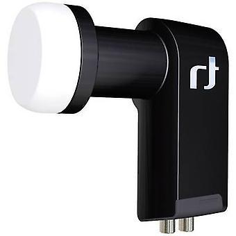 INVERTO BLACK Ultra Twin LNB n. di partecipanti: 2 LNB feed dimensioni: 40 mm