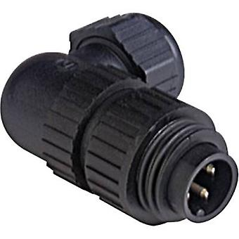 Hirschmann 934 128-100 CA 3 W LS CA Series Mains Voltage Connector Nominal current (details): 16 A/AC/10 A/DC Number of