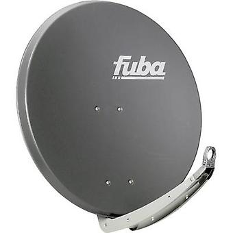 FUBA DAA 850 A SAT-Antenne 85 cm reflektierendes Material: Aluminium-anthrazit
