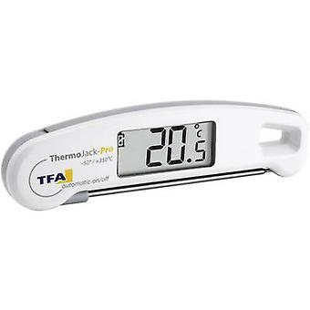 Probe thermometer (HACCP) TFA Thermo Jack PRO ATT.FX.METERING_RANGE_TEMPERATURE -50 up to 350 °C Sensor type K Complies