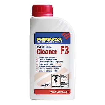 Fernox F3 calefacción limpiador 500ml