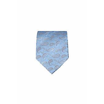 Blue tie M19