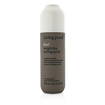 Living Proof No Frizz Weightless Styling Spray - 200ml/6.7oz