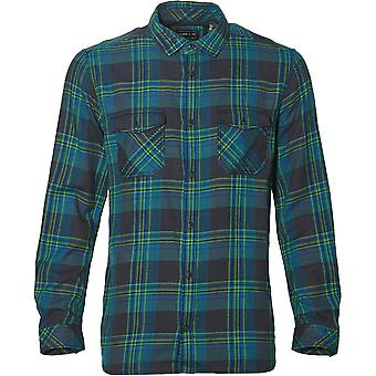 O'Neill Mens Violator Flannel Regular Fit Long Sleeve Shirt