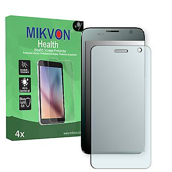 Phicomm Energy M E550 Screen Protector - Mikvon Health (Retail Package with accessories)