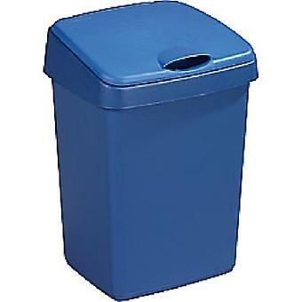 SunWare Delta waste bin 10ltr Ventil blau