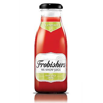 Frobishers Cranberry-Saft