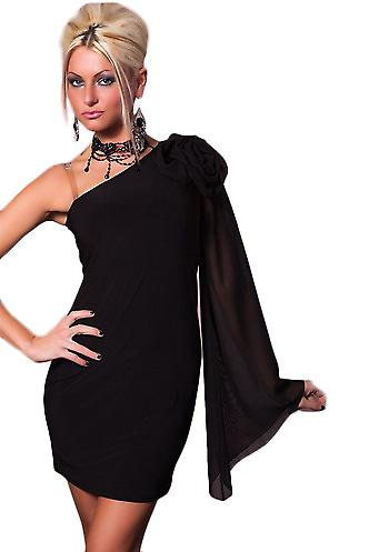 Waooh - Fashion - Short Dress with handle veil