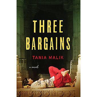 Os três negócios - um romance escrito por Tania Martins - livro 9780393063400