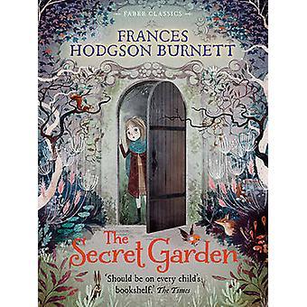Den hemmelige hagen - Faber barnas klassikere (hoved) av Frances Hodgso