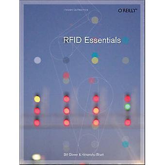 RFID Essentials af Bill Glover - Bent Bhatt - 9780596009441 bog