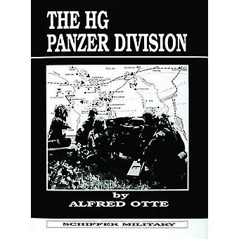 The HG Panzer Division by Alfred Otte - 9780887402067 Book